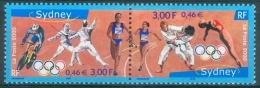 France, Sydney (Australia) Summer Olympics, 2000, MNH VF - France