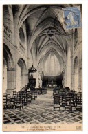 Cpa    Eu   Chapelle Du Collège, La Nef     BE - Eu