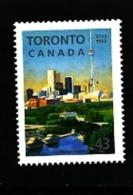 CANADA - 1993  BICENTENARY  OF  TORONTO  MINT NH - 1952-.... Regno Di Elizabeth II