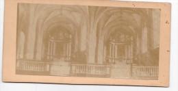 7Z -photo Stereoscopique Stereo -ANVERS ANTWERPEN -la Cathedrale -N° 12 G - Photos Stéréoscopiques