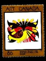 CANADA - 1993  CANADIAN  ART  MINT NH - 1952-.... Regno Di Elizabeth II
