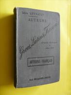 AUTEURS GRECS LATINS FRANCAIS De LÉON LEVRAULT  , P.MÉLLOTTÉ 1902 - Geschiedenis