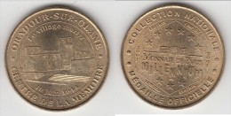 **** 87 - ORADOUR-SUR-GLANE - CENTRE DE LA MEMOIRE 2001 - MONNAIE DE PARIS **** EN ACHAT IMMEDIAT !!! - Monnaie De Paris