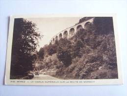 Morez - Le Viaduc Supérieur Sur La Route De Morbier - Morez