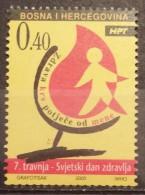 Bosnia And Hercegovina,HP Mostar, 2000, Mi:  57 (MNH) - Bosnia Herzegovina