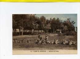 Camp De Sissonne. - Défense Du Camp Ecrite  1933   Edit Douez.   Militaria - Sissonne