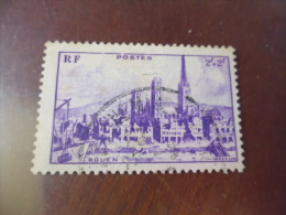 FRANCE TIMBRE REFERENCE  YVERT N°761 - France