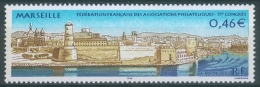 France, Marseille, Second Largest City In France, 2002, MNH VF - Francia