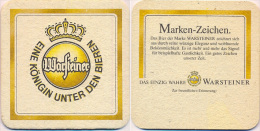 #101-086 Viltje Warsteiner - Sous-bocks