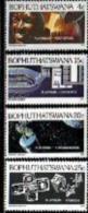 BOPHUTHATSWANA, 1979, MNH Stamp(s), Platinum Nr(s)  47-50 - Bophuthatswana