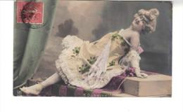 CPA  -B. Duhamel - Femmes