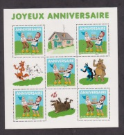 FRANCE / 2007 / Y&T N° 4081 F ** Ou BF N° 112 ** (Sylvain & Sylvette) - Gomme D´origine Intacte - Blocs & Feuillets