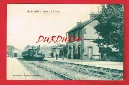 Eure - HARCOURT - La Gare ... - Harcourt