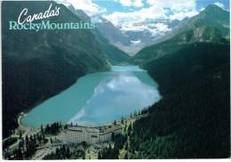 CPM CANADA ALBERTA BANFF - Lake Louise - The Canadian Rockies Banff National Park - 1997 - Banff