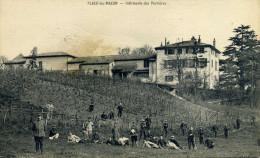 FLACE-LES-MACON - (71000) - CPA - FLACE-les-MACON - Infirmerie Des Perrières - 134ème REGIMENT D´INFANTERIE - France