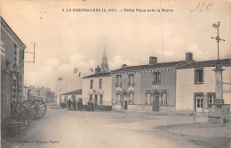 LA CHEVROLIERE -  Petite Place Pres De La Mairie - France