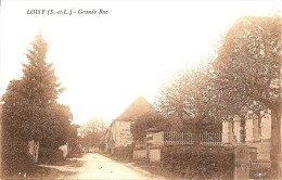 71 LOISY LA GRANDE RUE ET SES BELLES VILLAS - Other Municipalities