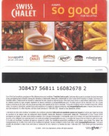Gift Card Swiss Chalet - Tarjetas De Regalo