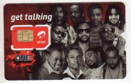 ZAMBIE CARTE GSM AIRTEL VERSO NUMEROTEE