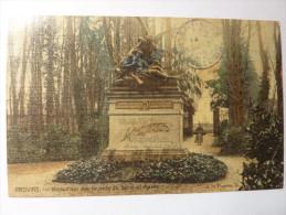 PROVINS - Monument Des Enfants De Seine Et Marne - Provins