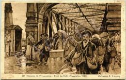 Pont De Kehl (67) - Rentrée De Prisonniers (Circulé En 1925) (Recto Et Logo Du Verso) - France