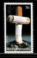 BOPHUTHATSWANA, 1980, MNH Stamp(s), Anti-Smoking, Nr(s)  55 - Bophuthatswana