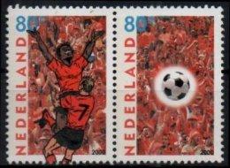 PAYS-BAS 1759/60 ** MNH Championnat D´Europe De Football. Dessin Raymond REDING Collaborateur HERGE In TINTIN KUIFJE - Comics