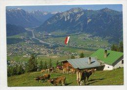 AUSTRIA - AK 265938 Dürrenberger Alpe 1430 M Mit Blick Auf Reutte ... - Reutte
