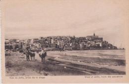 PALESTINE ( ISRAEL) Vue De JAFFA Prise De La Plage - Palestine