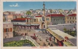PALESTINE ( ISRAEL)  JAFFA . Market Place ( Place Du Marché ) - Palestine