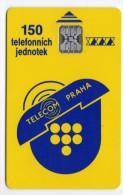 TCHECOSLOVAQUIE TELECOM PRAHA
