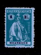 Mozambique - 1914 Ceres 1 E (Perf. 12 1/2) - Af. 168 - MH - Mozambique
