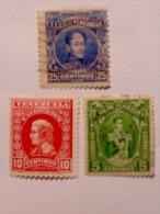 VENEZUELA  1911-23  LOT# 11 - Venezuela