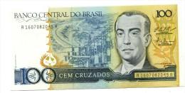 Brazil 100 Cruzados Banknote - Brazil