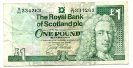 Scotland One Pound Banknote - [ 3] Scotland