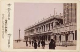 F1 Photo - ITALIE - VENEZIA - Piazza S. Marco - Anciennes (Av. 1900)