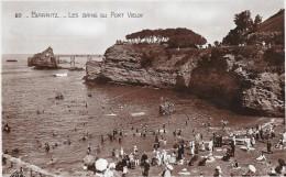 BIARRITZ - 64 -  Les Bains Du Port Vieux - Edit C A P Strasbourg    - ENCH1202 - - Biarritz
