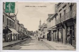 03 - COSNE SUR L´OEIL - La Grand'Rue - Autres Communes