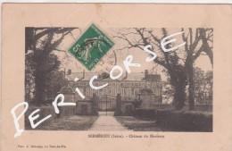 38  Sermerieu  Chateau Du Marteray - Francia