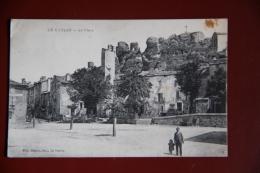 LE CAYLAR - La Place - Andere Gemeenten