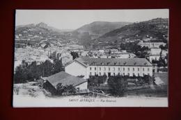 SAINT AFFRIQUE - Vue Générale - Saint Affrique