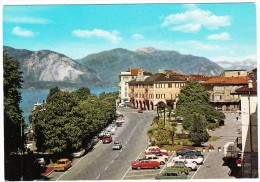 Pallanza: OPEL KADETT-B COUPÉ & REKORD D COUPÉ, VW 1500, FIAT 126,128,124, INNOCENTI MINI - Lungolago  (NO, Italia) - Voitures De Tourisme