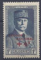 ALGERIE - N° 170 - PETAIN -  NEUF SANS CHARNIERE - LUXE - Algérie (1924-1962)