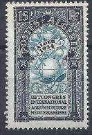 ALGERIE - N° 311 - CONGRES D'AGRUMICULTURE -  NEUF SANS CHARNIERE - LUXE - Algérie (1924-1962)