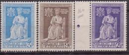 IRLANDA  IRELAND - 1950 ANNO SANTO 113/115 MNH - 1949-... Repubblica D'Irlanda