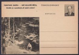 1956 TCHÈQUE, RÉPUBLIQUE Czech Republic No 1 ** MNH . . . . [DN83] - Entiers Postaux