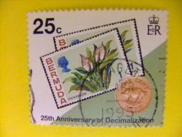 BERMUDA - BERMUDES - 1995 Yvert Nº 680 º FU - Bermudas