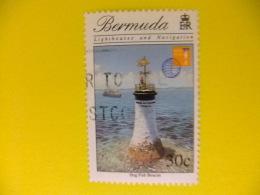 BERMUDA - BERMUDES - 1997 Yvert Nº 731 º FU - Bermudas