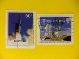 BERMUDA - BERMUDES - 1999 Yvert Nº 775 +776 º FU - Bermudas