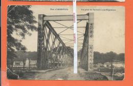 HERMALLE-SOUS-ARGENTEAU  -  Le Pont (2) - Oupeye